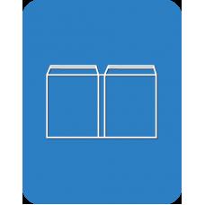 Пакет поливинилхлорид (ПВХ) – Книжка +скотч